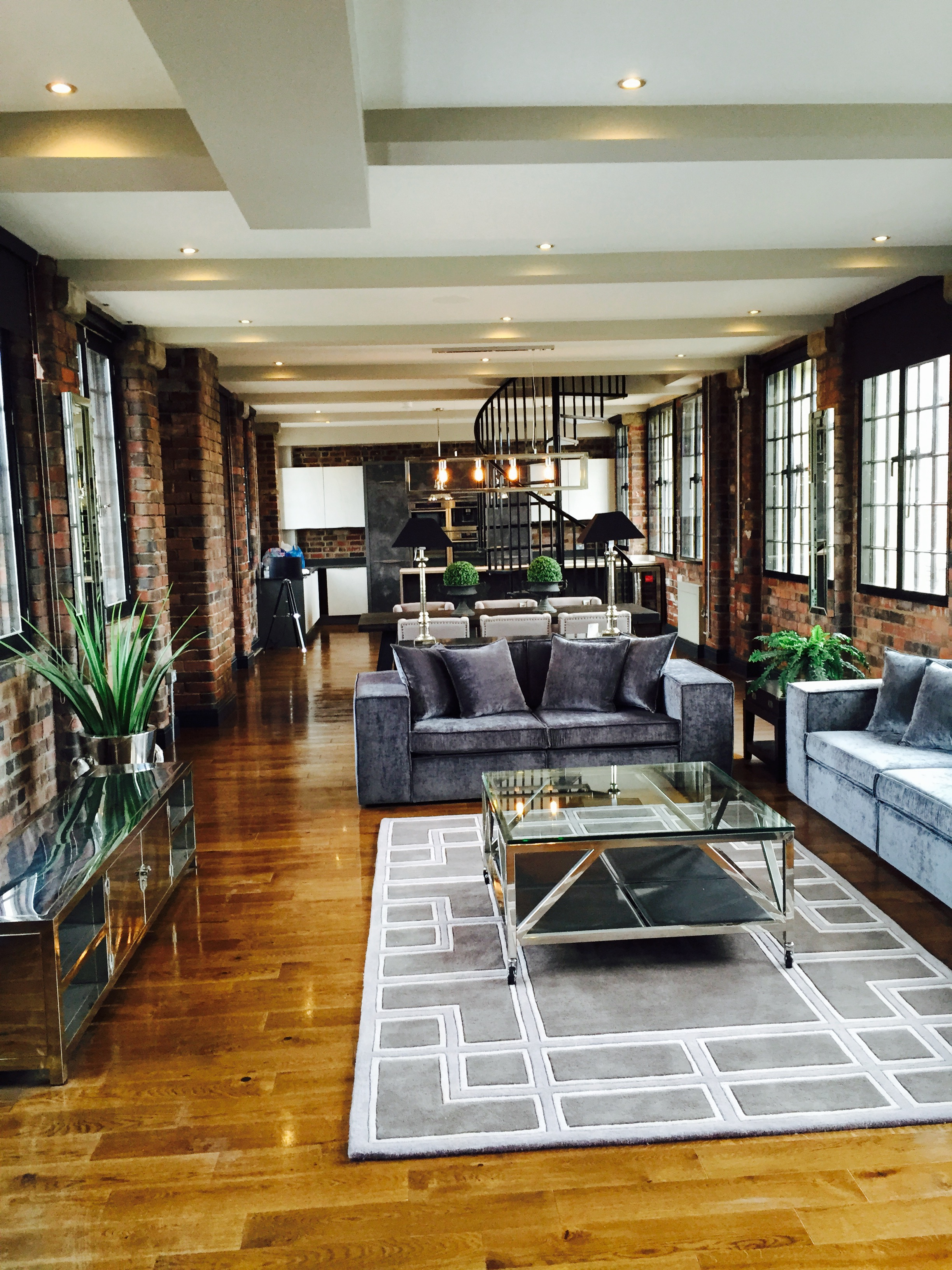 Birmingham City Centre Loft Apartments