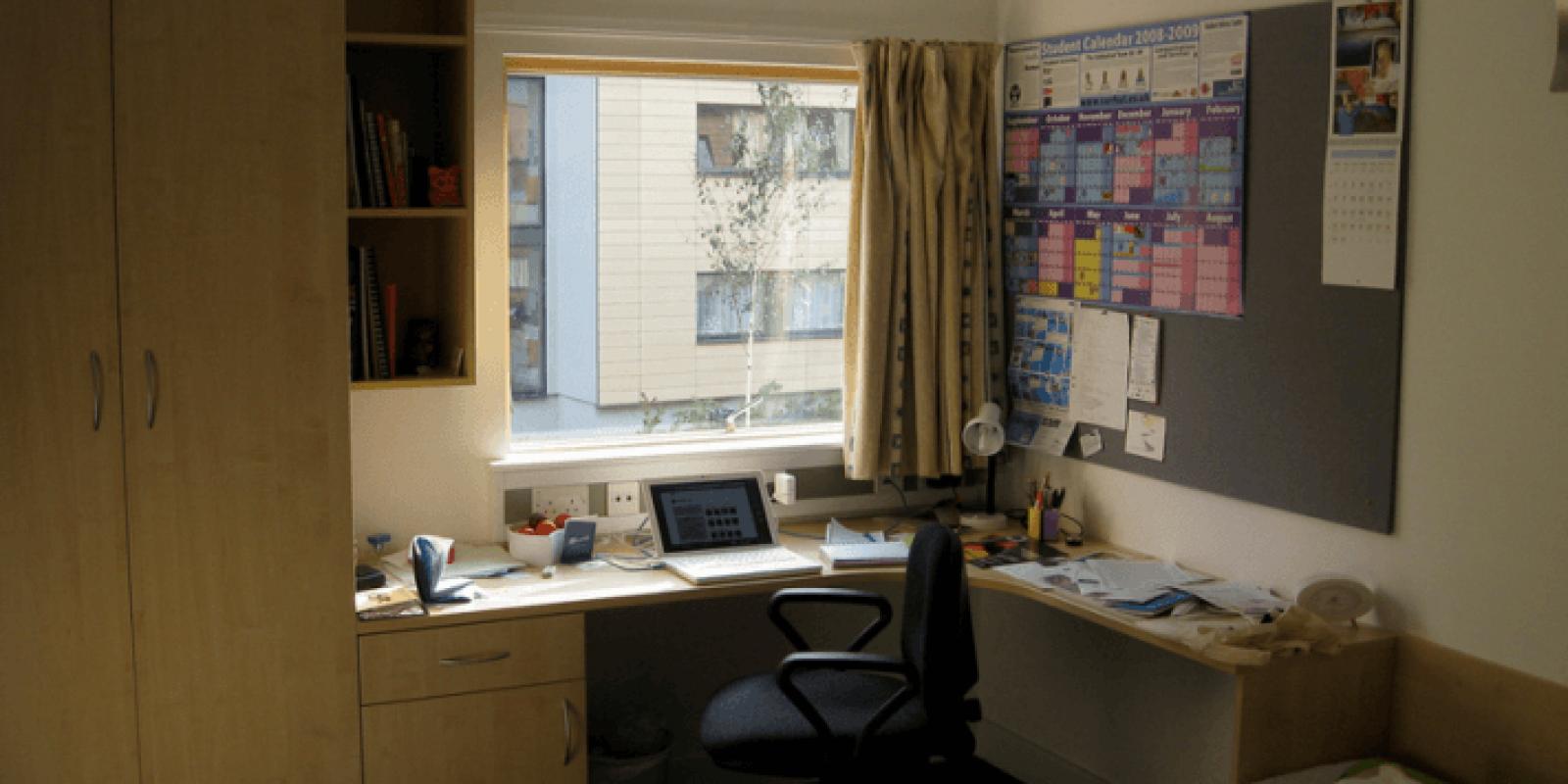 how to create nice student room