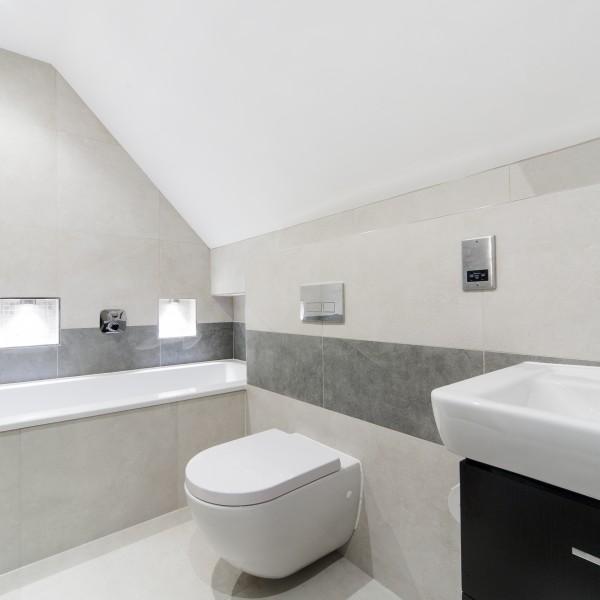 Modern bathroom design birmingham