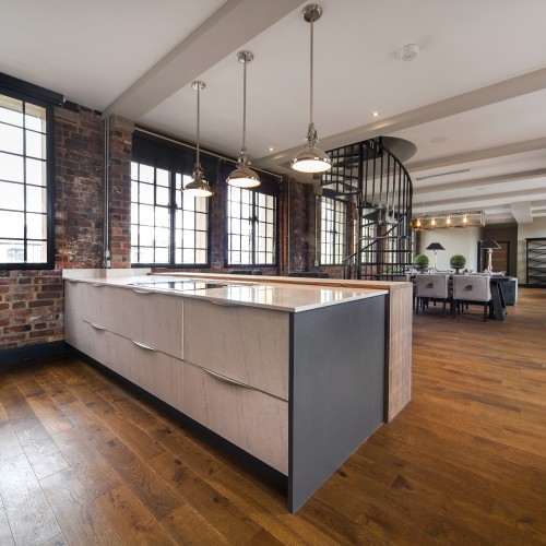 Urban Kitchen Design and Renovation