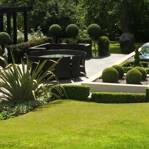Landscape & Gardening design