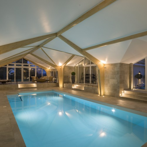 Swimming pool design west midlands