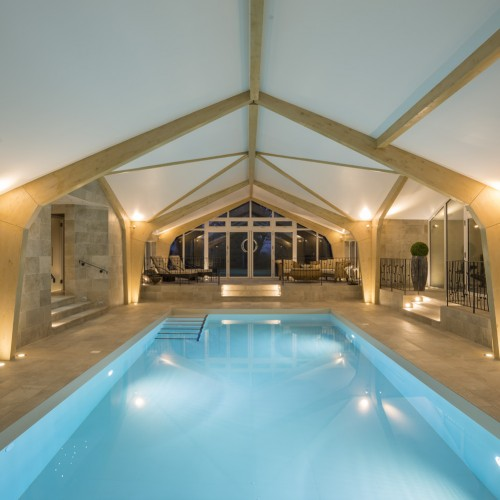 swimming pool interior design