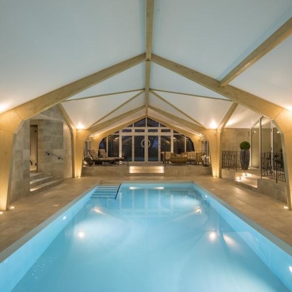 swimming pool interior design