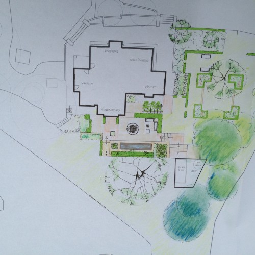 Architecture and building plans for warwickshire property