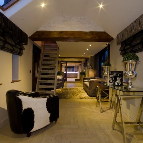 bespoke music room interior design