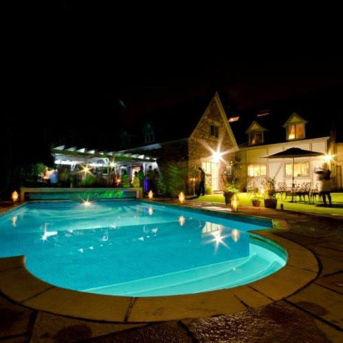 outdoor swimming pool design in sutton coldfield