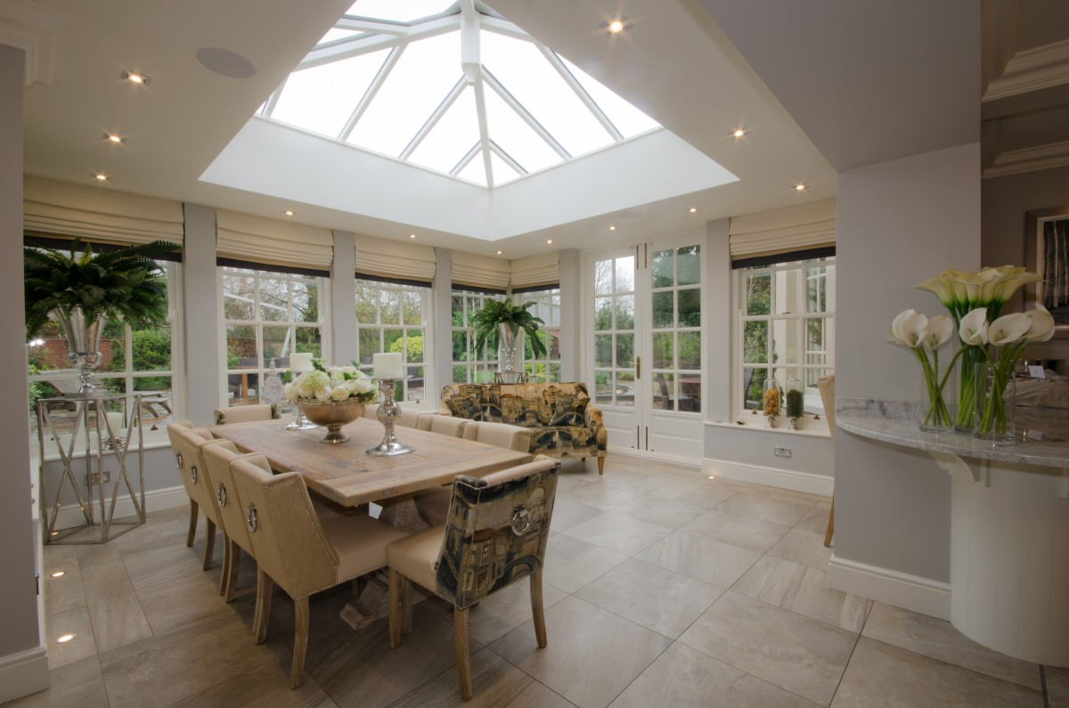 Kitchen amp Orangery Interior Design Build Projects