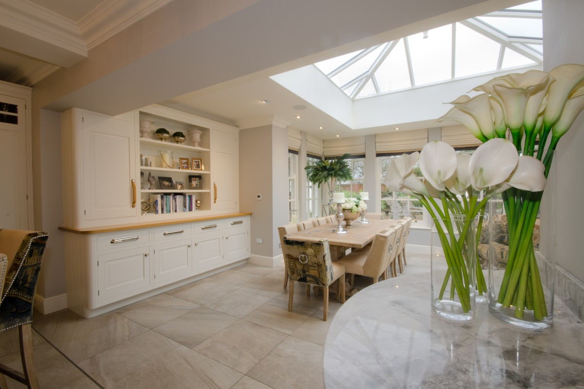 Kitchen Orangery Interior Design Build Projects Cream Browne
