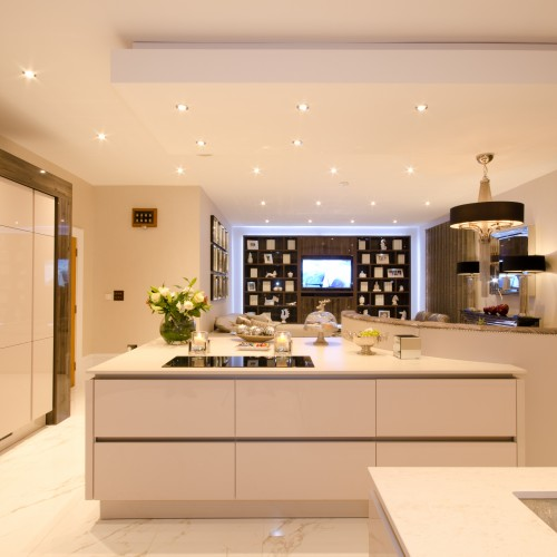 Bespoke Intoto Kitchen Island unit design